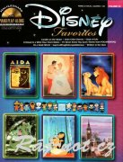 Piano Play-Along Volume 92: Disney Favorites + CD