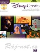 Disney Greats - Violin + CD