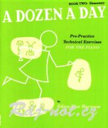 A Dozen A Day Book Two - Elementary