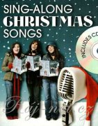 Sing-Along Christmas Songs + CD