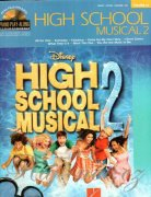 Piano Play-Along Volume 63: High School Musical 2 + CD