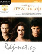 The Twilight - New Moon - Violin + CD