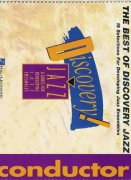 THE BEST OF DISCOVERY JAZZ (grade 1-2) + CD / partitura