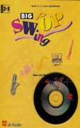 BIG SWING POP + CD   alto saxofon