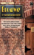 BROADWAY - JAZZ ARRANGEMENTS + CD / klarinet