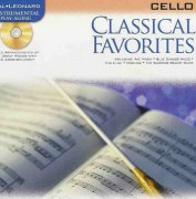 CLASSICAL FAVORITES + CD / violoncello