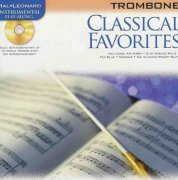 CLASSICAL FAVORITES + CD / trombon