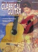 CLASSICAL GUITAR  -  the essential collection / kytara + tabulatura