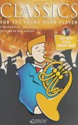 CLASSICS FOR YOUNG PLAYERS + CD / lesní roh  (f-horn)