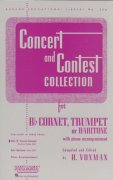 CONCERT & CONTEST COLLECTIONS for Trumpet - solový sešit