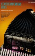 CONTEMPORARY HITS accordion