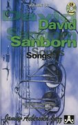 AEBERSOLD PLAY ALONG 103 - DAVID SANBORN SONGS + CD