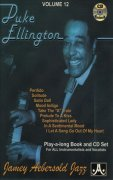 AEBERSOLD PLAY ALONG 12 - DUKE ELLINGTON  + CD