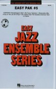 EASY JAZZ BAND PAK 5 (grade 2) + Audio Online / partitura + party