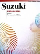 Suzuki Piano School, Volume 2 + CD