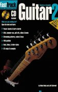 FASTTRACK - GUITAR 2 + Audio Online  music instruction