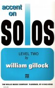 GILLOCK - ACCENT ON SOLOS level 2