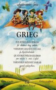 GRIEG, Edvard: 14 EASY PIECES for string orchestra
