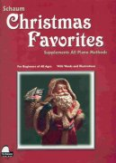 CHRISTMAS FAVORITES for beginners of all ages