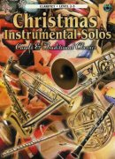 CHRISTMAS INST.SOLOS CAROLS & CLASSICS + CD / klarinet