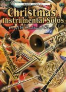 CHRISTMAS INST.SOLOS CAROLS & CLASSICS + CD / trumpeta