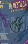 Jazz Play Along 30  -  BLUES' BEST + CD