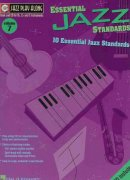 Jazz Play Along 7 -  JAZZ STANDARDS  +  CD