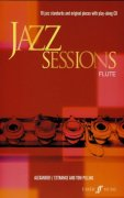 JAZZ SESSIONS + CD   příčná flétna