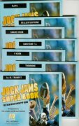 JOCK JAMS SUPER BOOK  Collection for Marching Band / party
