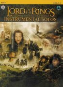 LORD OF THE RINGS - INSTRUMENTAL SOLOS + CD flétna