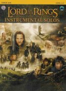 LORD OF THE RINGS - INSTRUMENTAL SOLOS + CD  tenor saxofon