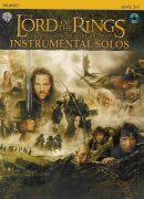 LORD OF THE RINGS - INSTRUMENTAL SOLOS + CD trumpeta
