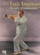LOUIS ARMSTRONG PLAYS STANDARDS     trumpet