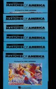 MARCHES OF AMERICA   Collection for Marching Band / party