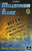 AEBERSOLD PLAY ALONG 88- MILLENNIUM BLUES + CD