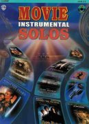 MOVIE INSTRUMENTAL SOLOS + CD / KLARINET