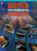 MOVIE INSTRUMENTAL SOLOS + CD / PŘÍČNÁ FLÉTNA