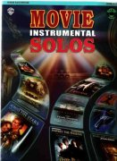 MOVIE INSTRUMENTAL SOLOS + CD / TENOROVÝ SAXOFON