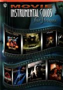MOVIE INSTRUMENTAL SOLOS FOR STRINGS + CD / VIOLONCELLO