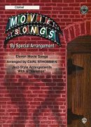 MOVIE SONGS - JAZZ  ARRANGEMENT + CD / klarinet