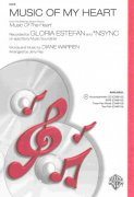 MUSIC OF MY HEART / SATB