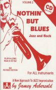AEBERSOLD PLAY ALONG 2 - NOTHIN´ BUT BLUES + CD (3rd edition)