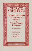 OPERATIC ANTHOLOGY 4 - BARITONE