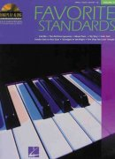 Piano Play Along 15 - FAVORITE STANDARDS + CD