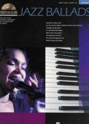 Piano Play Along 2 - JAZZ BALLADS  +  CD