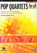 POP QUARTETS FOR ALL (Revised and Updated) level 1-4 //  viola