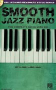 SMOOTH JAZZ PIANO + CD   the instructional book