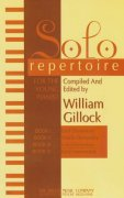 SOLO REPERTOIRE FOR THE YOUNG PIANIST  book 3