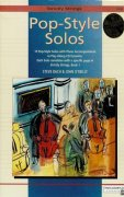 STRICTLY STRINGS / POP-STYLES SOLOS + CD  violin / housle