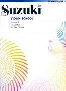 SUZUKI VIOLIN SCHOOL volume 3 - violin part
